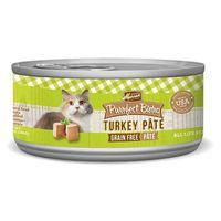 Merrick Purrfect Bistro Grain Free Turkey Pate All Life Stages Natural Food For Cats