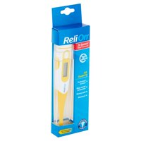 ReliOn 20 Second Digital Thermometer