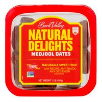 Bard Valley Natural Delights Medjool Dates
