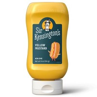 Sir Kensington's Yellow Mustard - 9oz