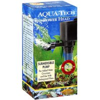 Aqua-Tech Power Head Submersible Pump for Aquariums
