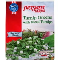 Pictsweet Farms® Southern Classics Turnip Greens with Diced Turnips 14 oz. Bag