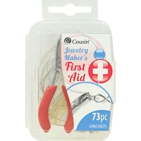 Cousin Jewel First Aid Kit, 1 Each