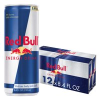 (12 Cans) Red Bull Energy Drink, 8.4 Fl Oz