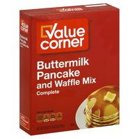 Pantry Essentials Pancake & Waffle Mix, Complete Buttermilk