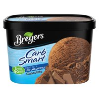 Breyers CarbSmart Frozen Dairy Dessert Chocolate 48 oz