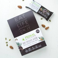 Primal Kitchen Nut & Seed Protein Bar - Dark Chocolate Almond - 12ct