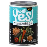 Campbell's Soup, Minestrone with Kale