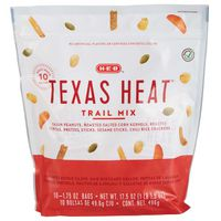 H-E-B Select Ingredients Texas Heat Trail Mix Multipack