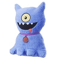 UglyDolls Feature Sounds Ugly Dog, Plush Toy that Talks, 9.5 inches