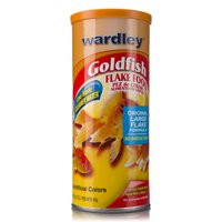 Wardley Goldfish Flakes, Goldfish Food- 3-oz.