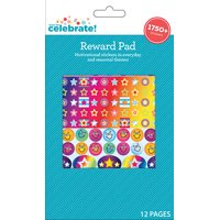 Blue Sticker Reward Pad