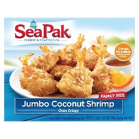 Sea Pak Shellfish Coconut Shrimp - 18oz