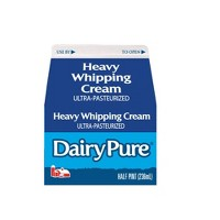 DairyPure Heavy Whipping Cream - 8oz