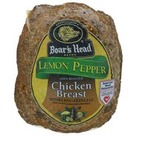 Boar's Head Lemon Pepper Oven Roasted Boneless & Skinless Chicken Breast