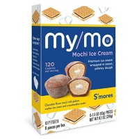 My/Mo S'mores Mochi Ice Cream - 6ct