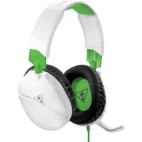 Turtle Beach Recon 70 Gaming Headset for Xbox One and Xbox Series X, PS4, PC, Mobile (White)