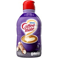 COFFEE MATE Italian Sweet Creme Liquid Coffee Creamer 64 fl. oz. Bottle 64 fl oz.