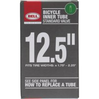 "Bell Sports 12.5"" Standard Schrader Bicycle Inner Tube"