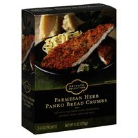 Private Selection Parmesan Herb Panko Bread Crumbs Packets