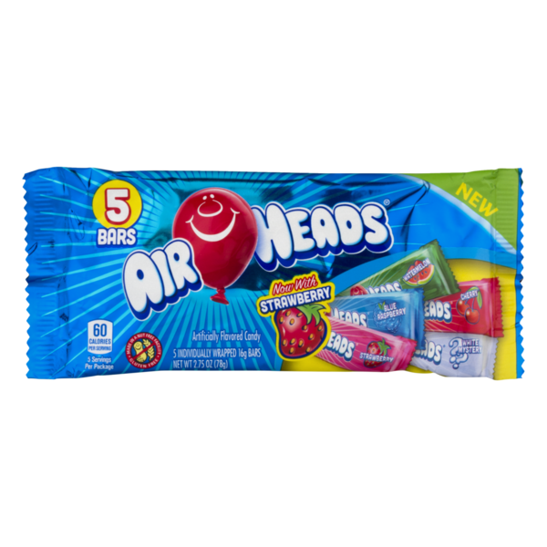 AirHeads Flavored Candy
