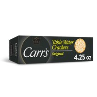 Carr's Table Water Crackers Original