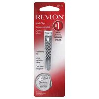 Revlon Nail Clipper with File