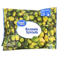 Great Value Brussels Sprouts, 12 oz