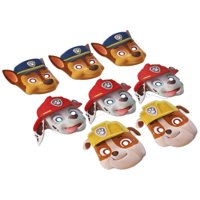PAW Patrol Costume Party Masks, 8ct