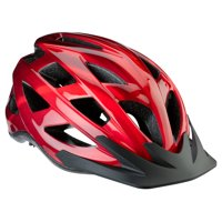 Schwinn Breeze Adult Bike Helmet, ages 14 and up, Red