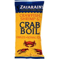 Zatarain's® Crawfish, Shrimp & Crab Boil