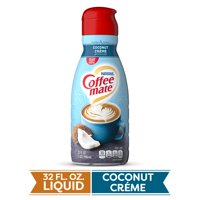 Nestle Coffee mate Coconut Creme Liquid Coffee Creamer 32 fl oz.