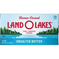 Land O' Lakes Unsalted Butter