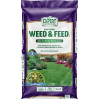 Expert Gardener Southern Weed & Feed II Lawn Fertilizer & Weed Control, Covers 5,000 sq. ft