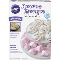 Wilton Vanilla Meringue Powder Mix, 6.5 oz