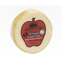 Red Apple Cheese Apple Smoked Natural Gouda, 8 oz