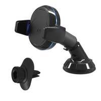 SCOSCHE MagicGrip™ Double-Pivot Qi Wireless Charger