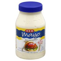 H-E-B Real Mayonnaise