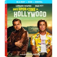 Once Upon A Time In Hollywood (Blu-ray + DVD + Digital Copy)