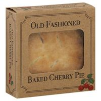 Table Talk Old Fashioned Baked Cherry Pie 4""