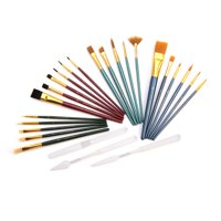 Royal and Langnickel 25pc Fine Art Paint Brush Value Pack