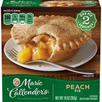 Marie Callender's Single Serve Peach Pie