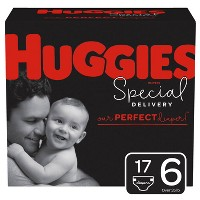 Huggies Special Delivery Disposable Diapers Jumbo Pack - (Select Size)