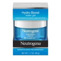 Neutrogena Hydro Boost Hydrating Water Gel Face Moisturizer - 1.7 fl oz