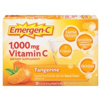 Emergen-C Vitamin C Dietary Supplement Drink Mix - Tangerine - 30ct