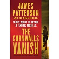 Grand Central Publishing The Cornwalls Vanish By James Patterson & Brendan Dubois Paperback
