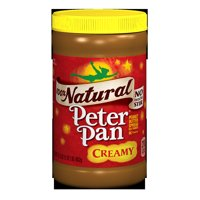 Peter Pan Natural Creamy Peanut Butter Spread, 16.3 oz