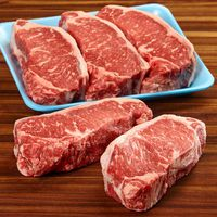 Kirkland Signature USDA Prime Beef Loin New York Steak