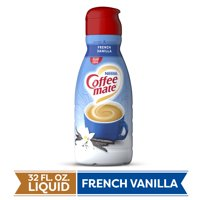 Nestle Coffee mate French Vanilla Liquid Coffee Creamer 32 fl oz.