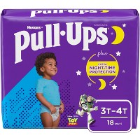 Huggies Pull Ups Nighttime Boys' Training Pants Jumbo Pack - (Select Size)